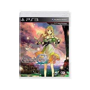 Atelier Ayesha The Alchemist of Dusk - Usado - PS3