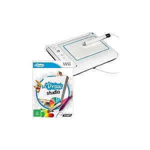 uDraw Studio + uDrawn GameTablet (Bundle) - Usado - Wii
