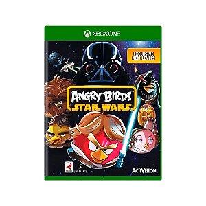 Angry Birds Star Wars - Usado - Xbox One