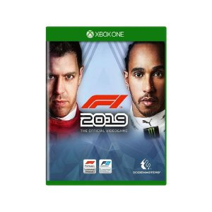 F1 2019 - Usado - Xbox One