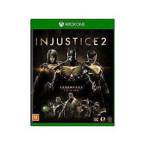 Injustice 2 (Legendary Edition) - Usado - Xbox One