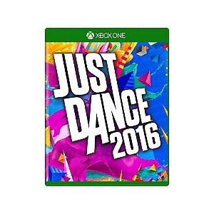 Just Dance 2016 - Usado - Xbox One