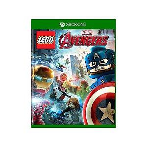 Lego Marvel Vingadores - Usado - Xbox One