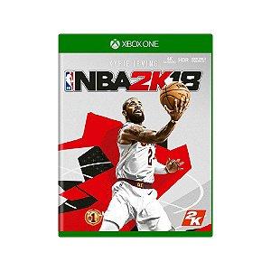 NBA 2K18 - Usado - Xbox One