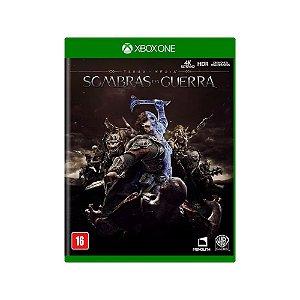 Terra-média Sombras da Guerra - Usado - Xbox One