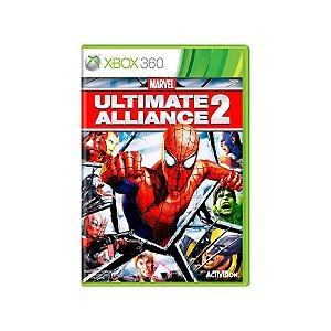 Marvel Ultimate Alliance 2 - Usado - Xbox 360