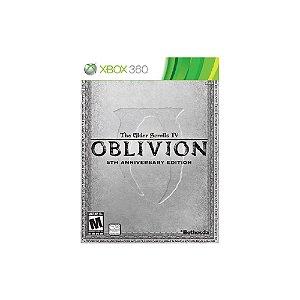 The Elder Scrolls IV Oblivion 5th Anniversary Edition - Usado - Xbox 360