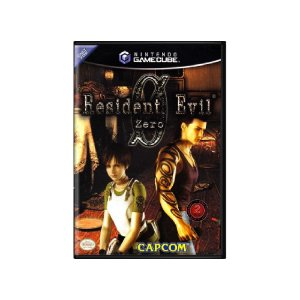 Resident Evil Zero - Usado - Game Cube