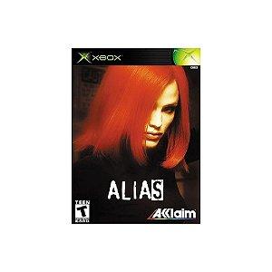 Alias - Usado - Xbox
