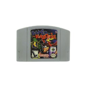 Banjo-Kazooie - Usado - N64