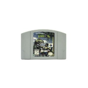 Turok Dinosaur Hunter - Usado - N64