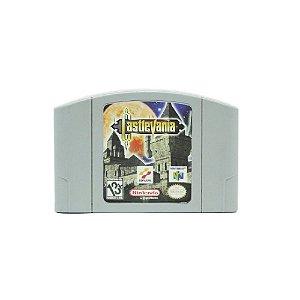 Castlevania - Usado - N64