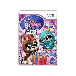 Littlest Pet Shop Friends - Usado - Wii