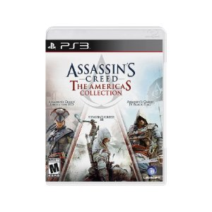 Assassin's Creed The Americas Collection - Usado - PS3