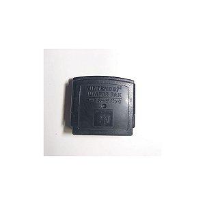 Expansor de memória Jumper Pak - Usado - N64