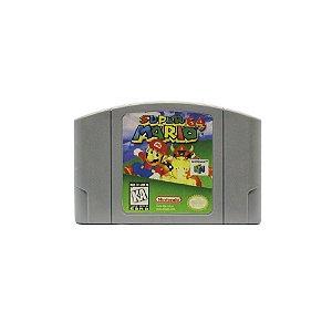 Super Mario 64 - Usado - N64