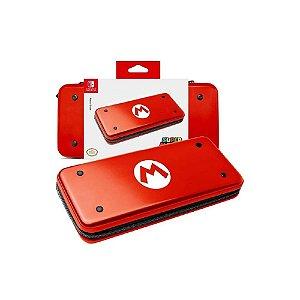 Case De Alumínio Super Mario - Switch