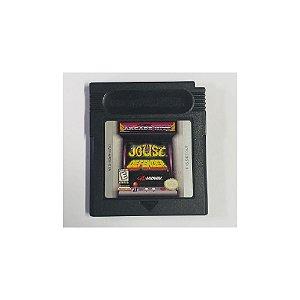 Arcade Hits Joust Defender - Usado - GBC