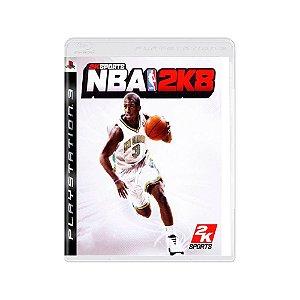 NBA 2K8 - Usado - PS3