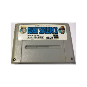Derby Stallion III - Usado - Super Famicom