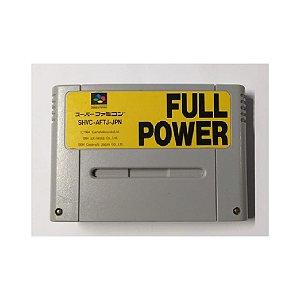 Full Power - Usado - Super Famicom