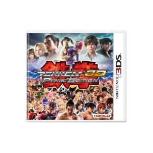 Tekken 3D Prime Edition - Usado - 3DS