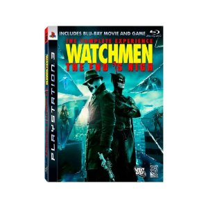 The Complete Experience: Watchmen The End is Nigh - Usado - PS3