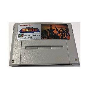 Militia - Usado - Super Famicom