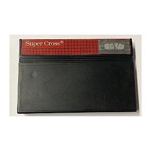 Super Cross - Usado - Master System
