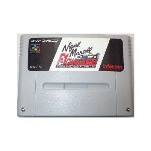 Nigel Mansell F1 Challenge - Usado - Super Famicom