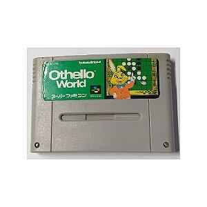 Othello World - Usado - Super Famicom