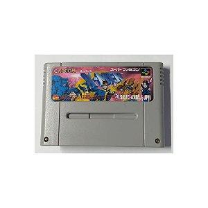 X-Men Mutant Apocalypse - Usado - Super Famicom