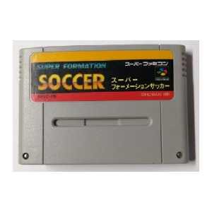 Super Formation Soccer - Usado - Super Famicom