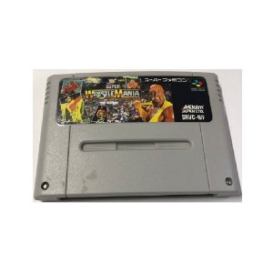 WWF Super WrestleMania - Usado - Super Famicom