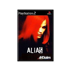 Alias - Usado - PS2