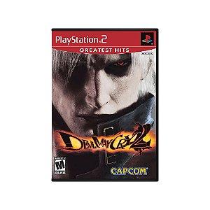 Devil May Cry 2 - Usado - PS2