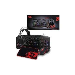 Kit Gamer Essentials Redragon - S112