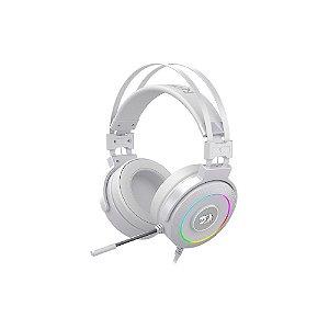 Headset Gamer Redragon Lamia 2 Branco - H320W RGB