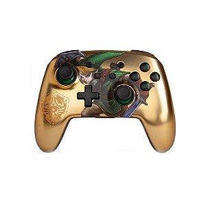 Controle Powera Wireless Link Gold - Switch