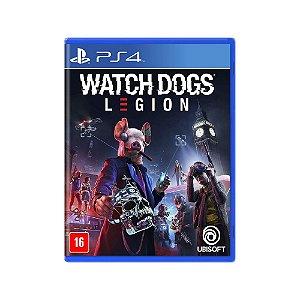 Watch Dogs Legion - Usado - PS4