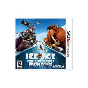 Ice Age Continental Drift Arctic Games - Usado - 3DS