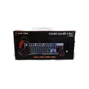Combo Gamer 4 Em 1 TC3220 Hayom