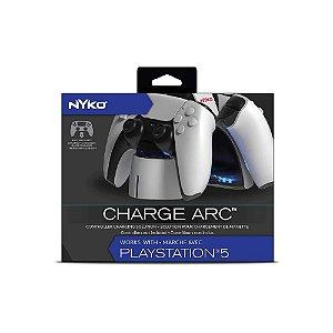 Carregador para Dualsense Charge Arc - Nyko