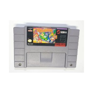 Troddlers - Usado - Super Nintendo