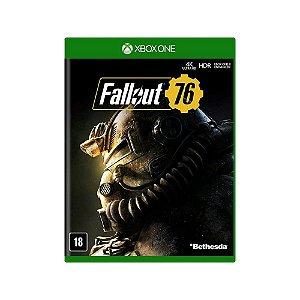 Fallout 76 - Usado - Xbox One