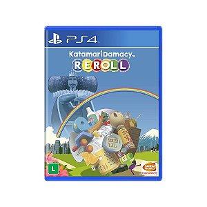 Katamari Damacy Reroll - Usado - PS4