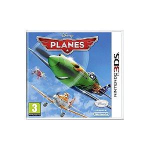Disney Planes - Usado - 3DS