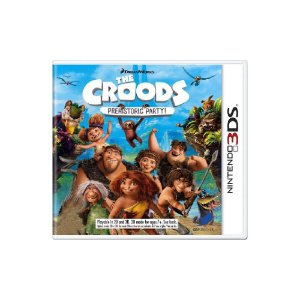 The Croods Prehistoric Party - Usado - 3DS