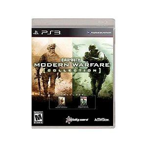 Call Of Duty Modern Warfare Collection - Usado - PS3