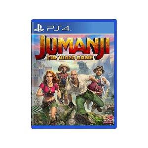 Jumanji The Video Game - Usado - PS4